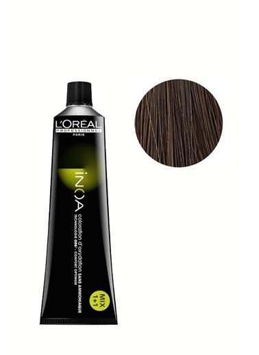 L'Oréal Loreal Inoa No:5,0 Saç Boyası 60 Ml Renkli